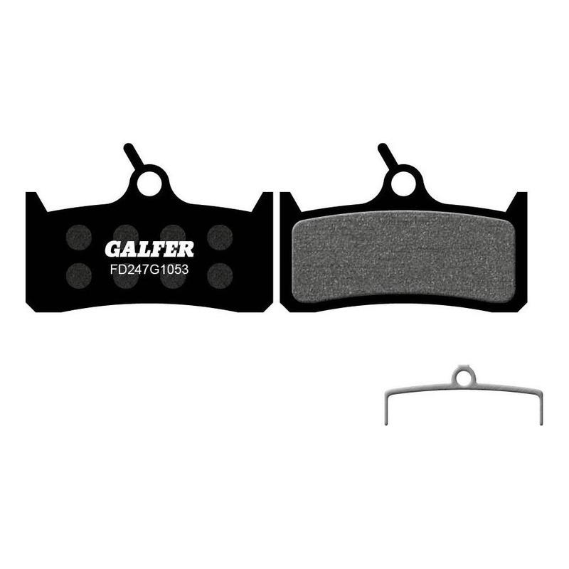 Plaquette de frein Galfer FD247 Standard Shimano et Hope