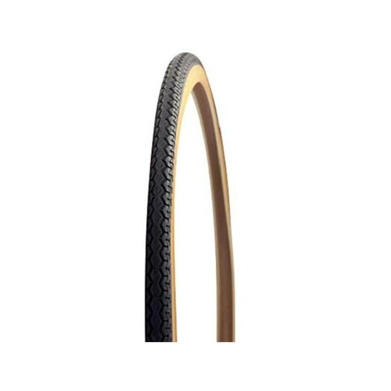 Pneu vélo City Michelin World Tour TR beige/noir (26 x 1.3/8)