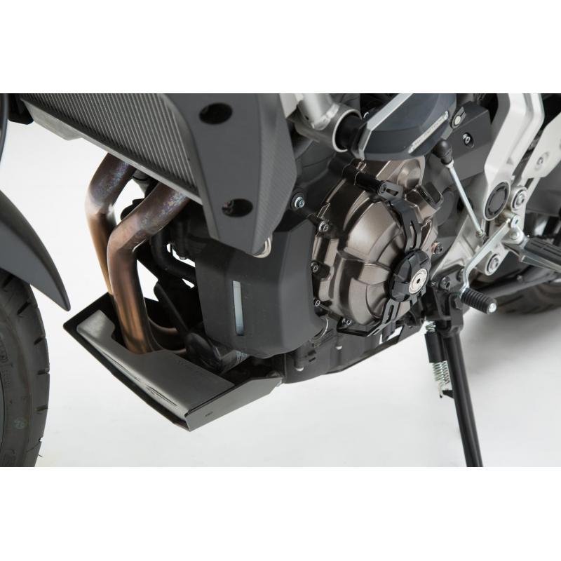 Protection de carter d'alternateur SW-MOTECH Yamaha MT-07 14- / MT-07 Tracer 16- - 3