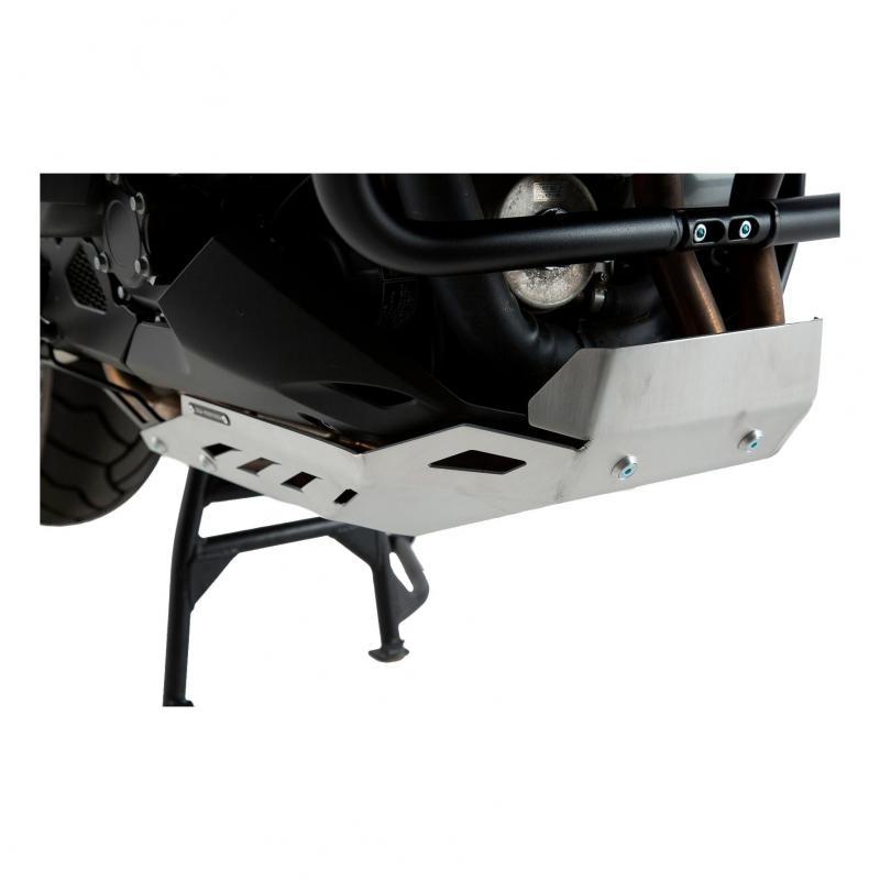 Sabot moteur SW-MOTECH gris Honda VFR 1200 X Crosstourer 11-