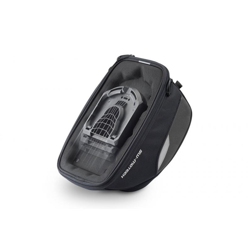 Sacoche de réservoir SW-MOTECH EVO Daypack noir gris - 1