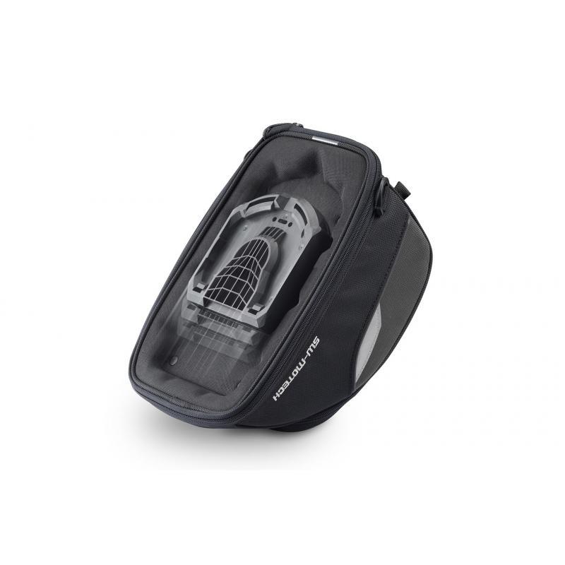 Sacoche de réservoir SW-MOTECH EVO Micro noir gris - 2