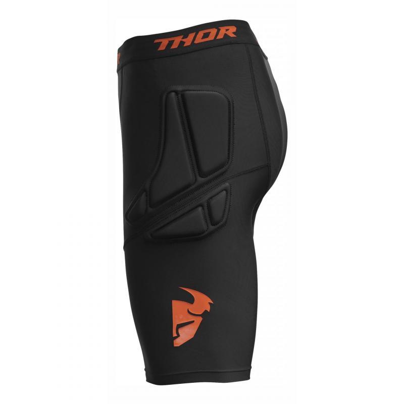 Short de compression Thor Comp XP Short noir - 2