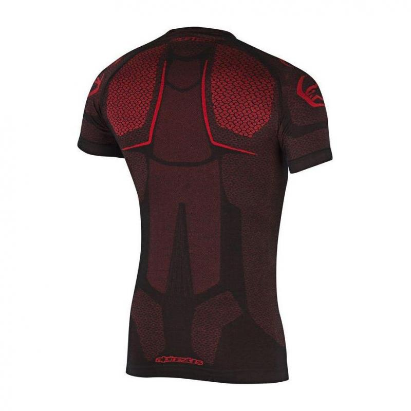 Sous-pull manches courtes Alpinestars RIDE TECH SUMMER - 1