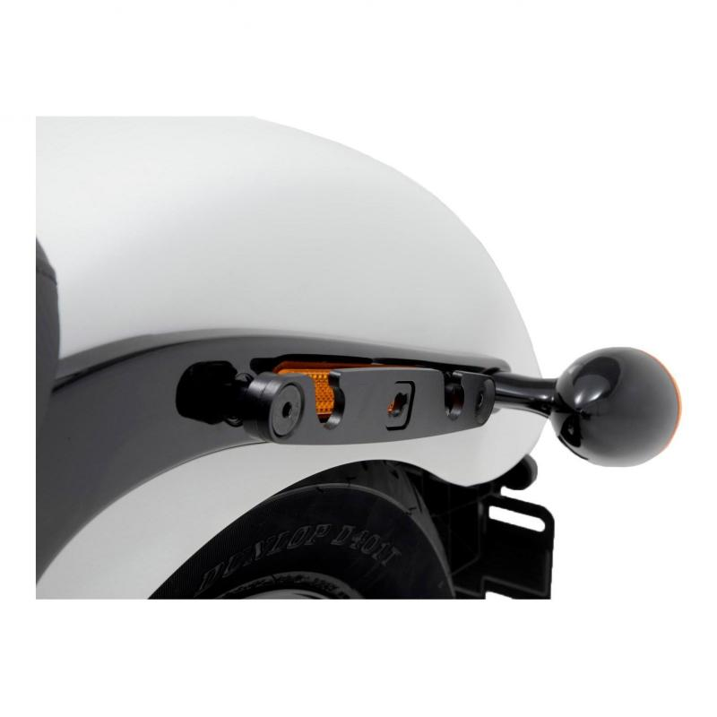 Support latéral SW-Motech SLH gauche Harley Davidson Softail Slim 1745 18-19