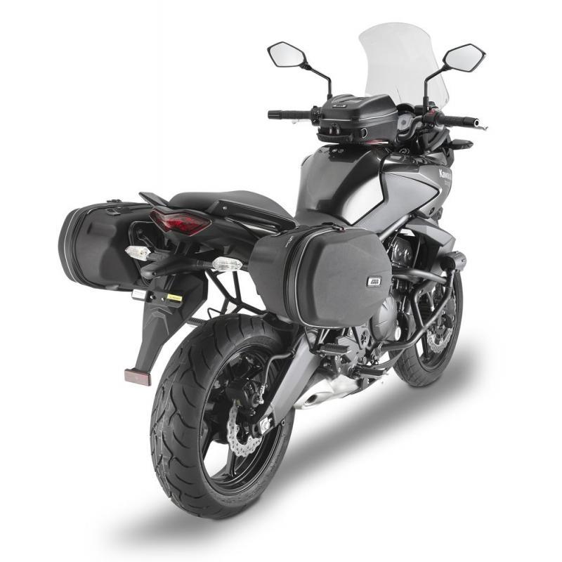 Supports pour sacoches latérales Givi Kawasaki Versys 650 10/11