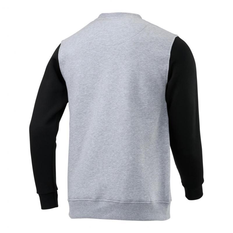 Sweat Kenny Original gris/noir - 1
