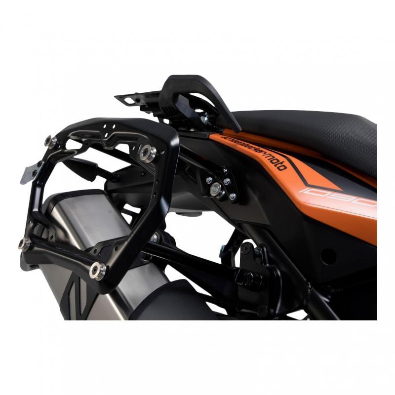 Valises latérales SW-Motech TRAX ADV noires 45/37L KTM 1290 Super Adventure 15-20 - 2
