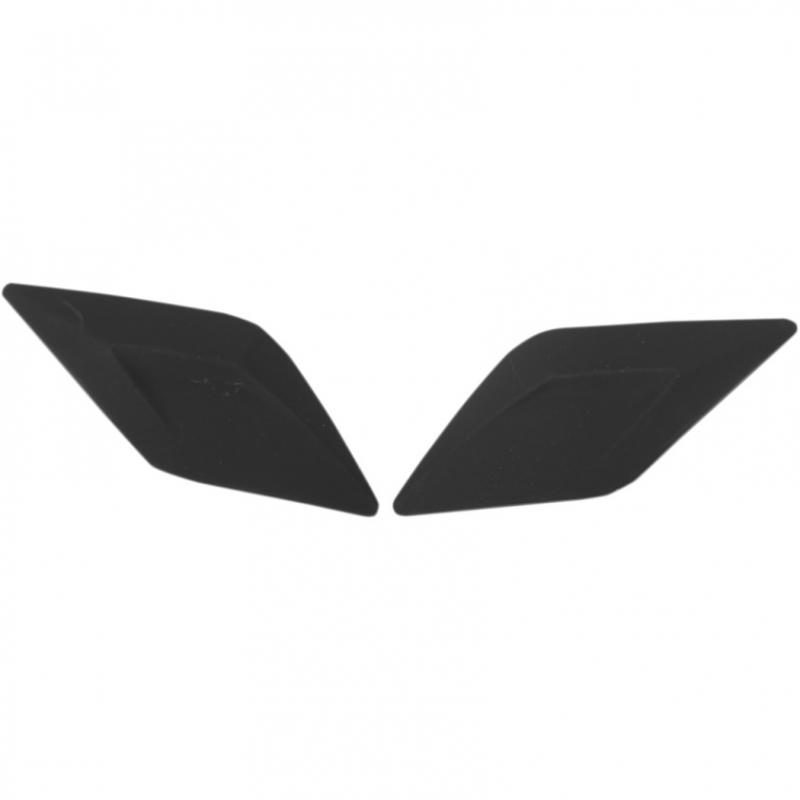 Volets de ventilations frontale Icon pour casque Airflite Rubatone
