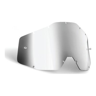 Écran FMF Vision pour masque PowerBomb et PowerCore iridium argent