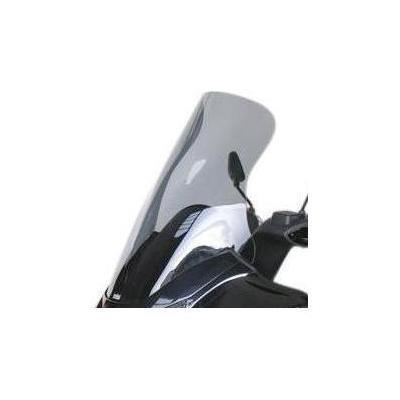 Pare-brise Bullster GT 71,5 cm fumé gris Piaggio MP3 400 07-12