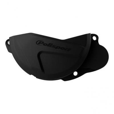 Protection de carter d'embrayage Polisport Honda CRF 250R 18-19 noir