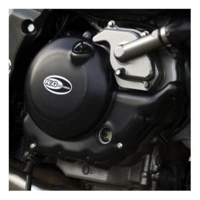 Couvre carter droit (embrayage) R&G Racing noir Suzuki SV 650 06-09