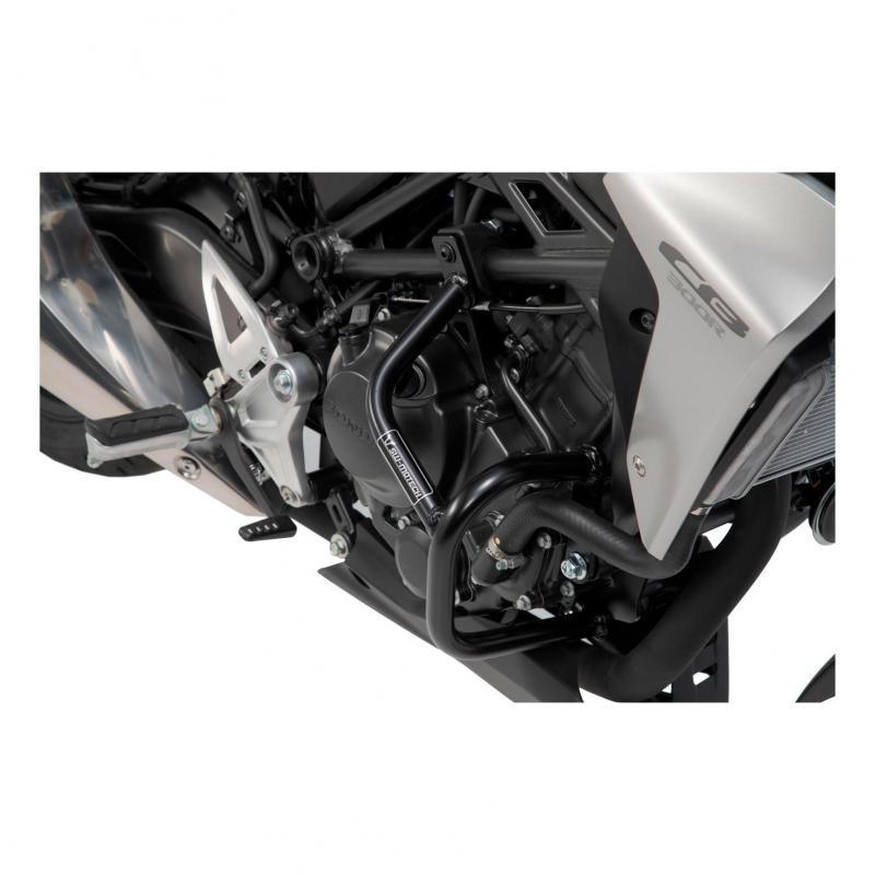 Crashbar noir SW-Motech Honda CB 300 R 18-19