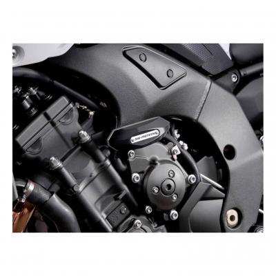 Kit de tampons de protection SW-MOTECH noir Yamaha FZ8 / FZ8 Fazer 10-