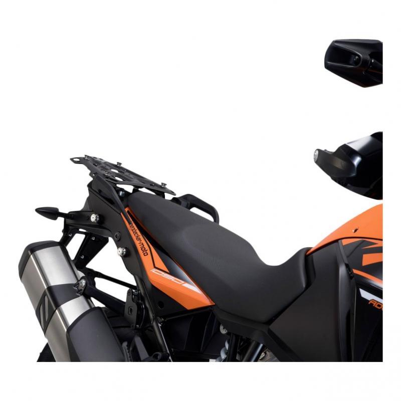 Valises latérales SW-Motech TRAX ADV noires 45/37L KTM 1290 Super Adventure 15-20 - 3