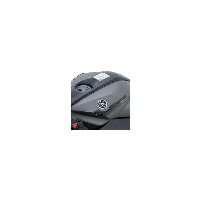 Slider de réservoir R&G Racing carbone Yamaha YZF-R3 15-18