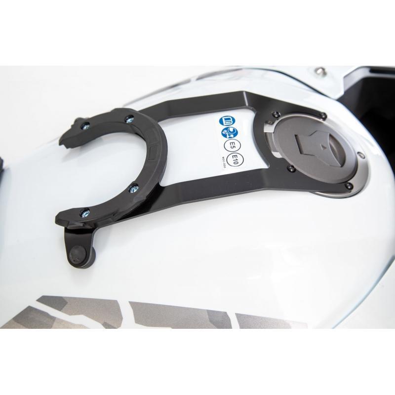 Bride de fixation réservoir SW-Motech ION noir Honda CB 500 X 18-19 - 3