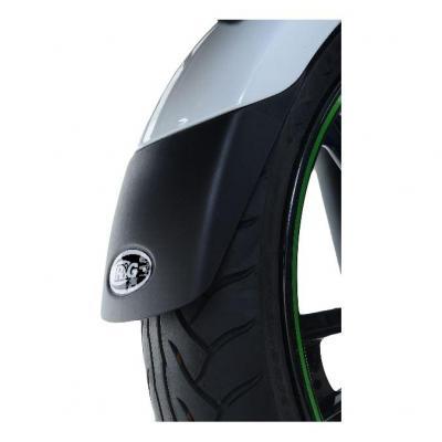 Extension de garde-boue avant R&G Racing noir Suzuki DL 650 V-Strom 13-18