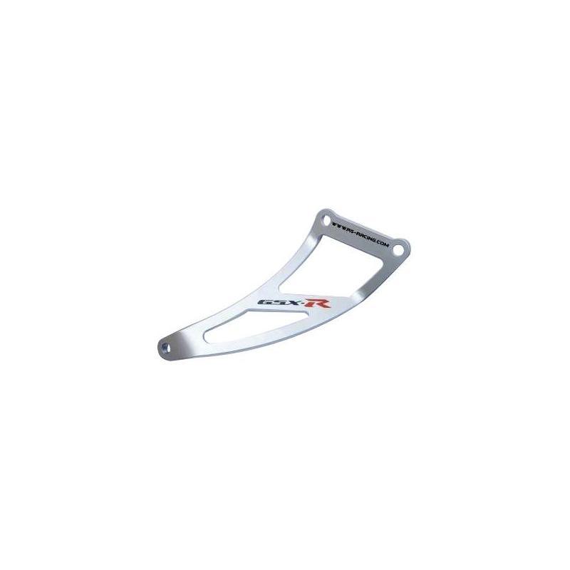 Patte de fixation de silencieux R&G Racing aluminium Suzuki GSX-R 600 01-05 l'unité