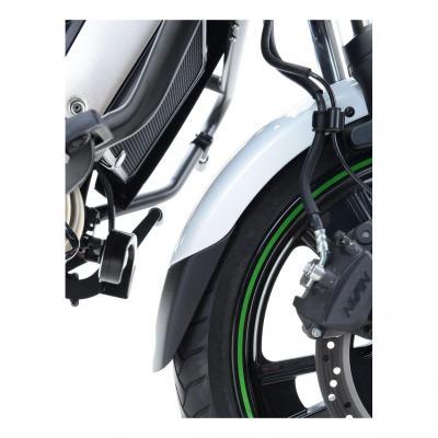 Extension de garde-boue avant R&G Racing noir Kawasaki Versys 650 15-16