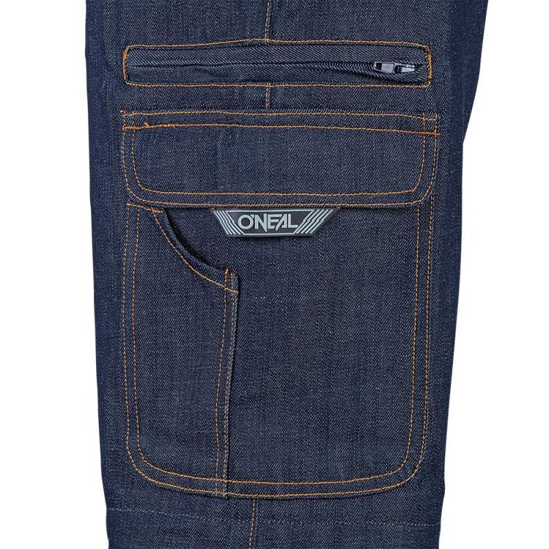 Pantalon d'atelier O'Neal Worker bleu - 3