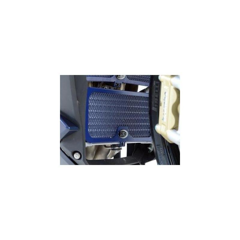 Protection de radiateur d'huile noire R&G Racing BMW S 1000 RR 10-18