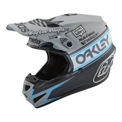 Casque cross Troy Lee Designs SE4 Polyacrylite Team Edition 2