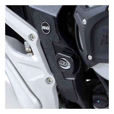 Adhésif anti-frottements R&G Racing noir MV Agusta Stradale 800 15-18