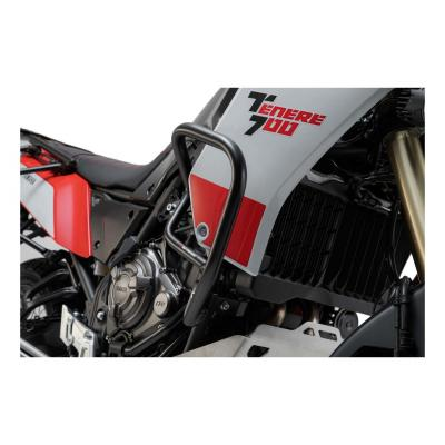 Crashbar noir SW-Motech Yamaha Ténéré 700 19-21