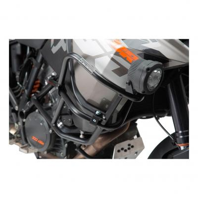 Crashbar supérieur noir SW-Motech KTM 1190 Adventure 13-19