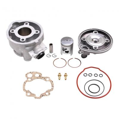 Cylindre Culasse D.40 TNT/Teknix Alu AM6