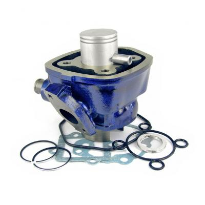 Cylindre D.40 Carenzi Fonte Nitro Bleu 50cc
