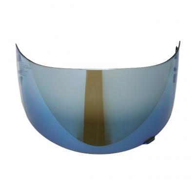 Écran Shoei CX-1V pour casque XR-1000/X-Spirit/Raid 2/Multitec iridium bleu
