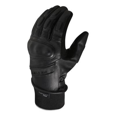 Gants cuir/textile Rev'it Boxxer 2 H2O noir