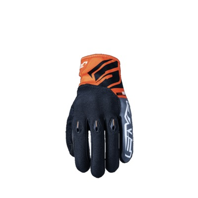 Gants enduro Five E3 Evo orange