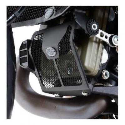 Grille de protection de culasse R&G Racing noire Ducati Monster 1200 14-18