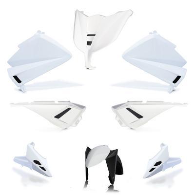 Kit carénage BCD avec poignées / sans rétro Tmax 530 15-16 blanc