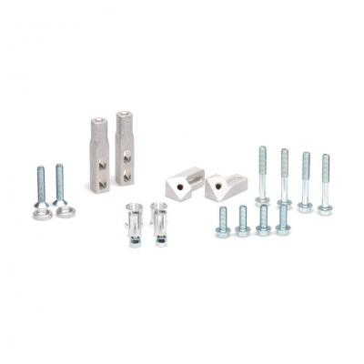 Kit de fixation 3 point pour protège-mains Barkbusters