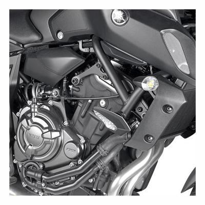 Kit de montage pour tampons de protection Givi Yamaha MT07 18-19