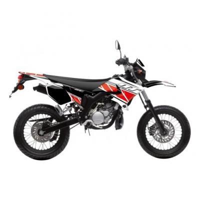 Kit déco Kutvek Replica MBK Xlimit / Yamaha DT 07-11 rouge