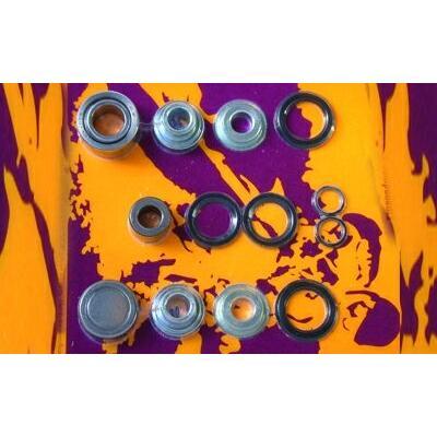 Kit roulements d'amortisseur pour yamaha yz125/250 2001-05 et yz,wr250f/426f/450f 2001-06