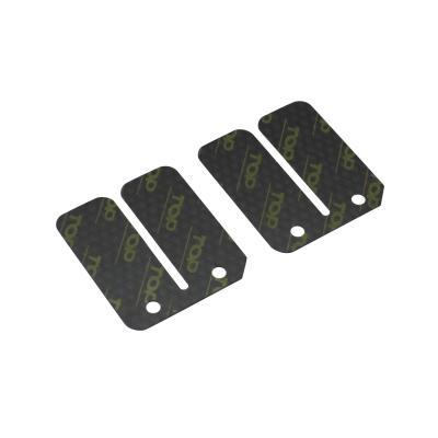 Lamelle de clapet Top performances carbone 0,30mm pour Nitro/Ovetto/evolis/f10