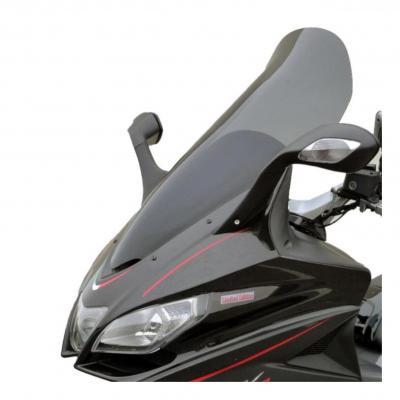 Pare-brise Bullster haute protection 70 cm incolore Aprilia SRV 850 12-16
