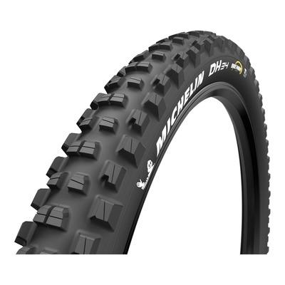 Pneu vélo VTT Michelin DH34 Bike Park Performance Tubeless Ready TS noir (27.5X2.40'')