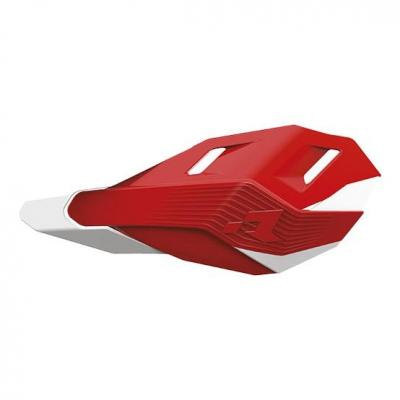 Protège-mains RTech HP3 rouge/blanc