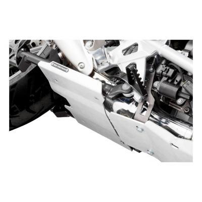 Rallonge de protection moteur SW-Motech alu pour béquille centrale BMW R 1250 GS 19-20