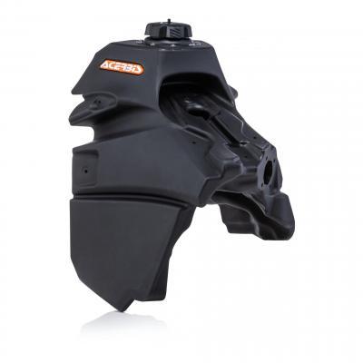 Réservoir de carburant Acerbis KTM EXC 150 TPI 2020 noir (12 Litres)