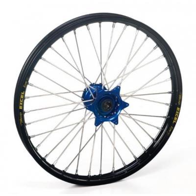 Roue avant Haan Wheels/Excel 21x1,60 Yamaha 250 WR-F 01-17 noir/bleu