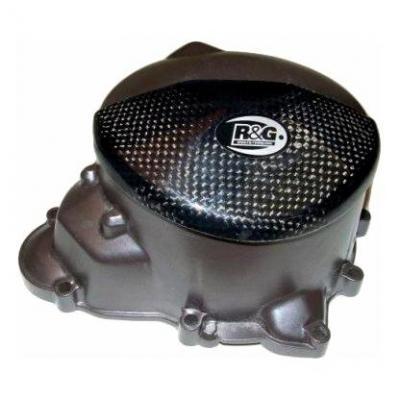 Slider moteur carbone gauche pour z750 07-09